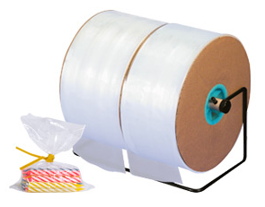 1.5 Mil Poly Tubing-poly tubing-Lamar Packaging Supplies Inc