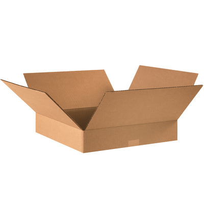 "16"" x 14"" x 4"" - thru - 16-1/4"" x 12-1/4"" x 9-5/16"" - Corrugated Boxes 25/bdl, unless noted"
