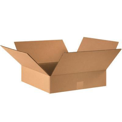 "16"" x 14"" x 04"" - thru - 16-1/4"" x 12-1/4"" x 9-5/16"" - Corrugated Boxes 25/bundle, unless noted-Standard Corrugated Boxes-Lamar Packaging Supplies Inc"