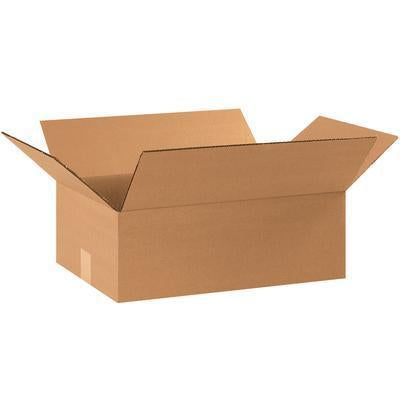 "17"" x 6"" x 6"" - thru - 17-1/2"" x 14-3/4"" x 12-1/2"" - Corrugated Boxes 25/bundle, unless noted-Standard Corrugated Boxes-Lamar Packaging Supplies Inc"