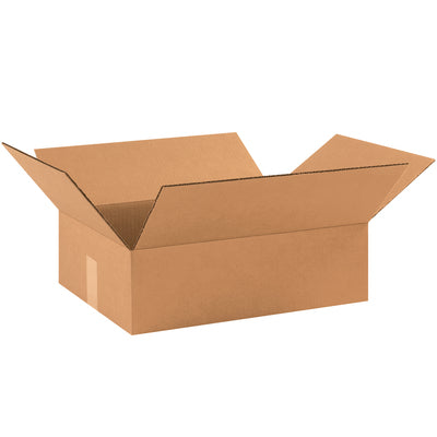 "17"" x 6"" x 6"" - thru - 17-1/2"" x 14-3/4"" x 12-1/2"" - Corrugated Boxes 25/bdl, unless noted"