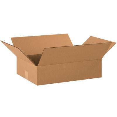 "20"" x 4"" x 4"" - thru - 20"" x 14"" x 20"" - Corrugated Boxes 25/bundle, unless noted-Standard Corrugated Boxes-Lamar Packaging Supplies Inc"