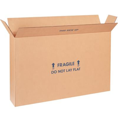 Flat Panel TV Boxes - 5/bundle-Flat TV-Lamar Packaging Supplies Inc