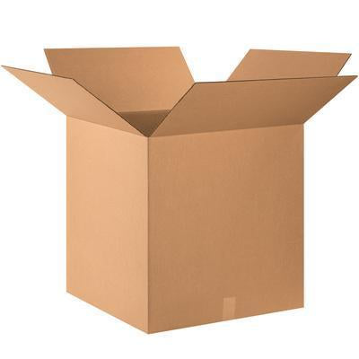 "24"" x 24"" x 4"" - thru - 26"" x 13"" x 8"" - Corrugated Boxes-Standard Corrugated Boxes-Lamar Packaging Supplies Inc"
