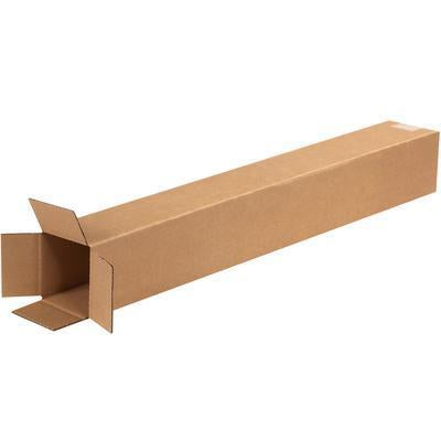 "4"" x 4"" x 4"" - thru - 5"" x 5"" x 12"" - Corrugated Boxes 25/bundle, unless noted-Standard Corrugated Boxes-Lamar Packaging Supplies Inc"