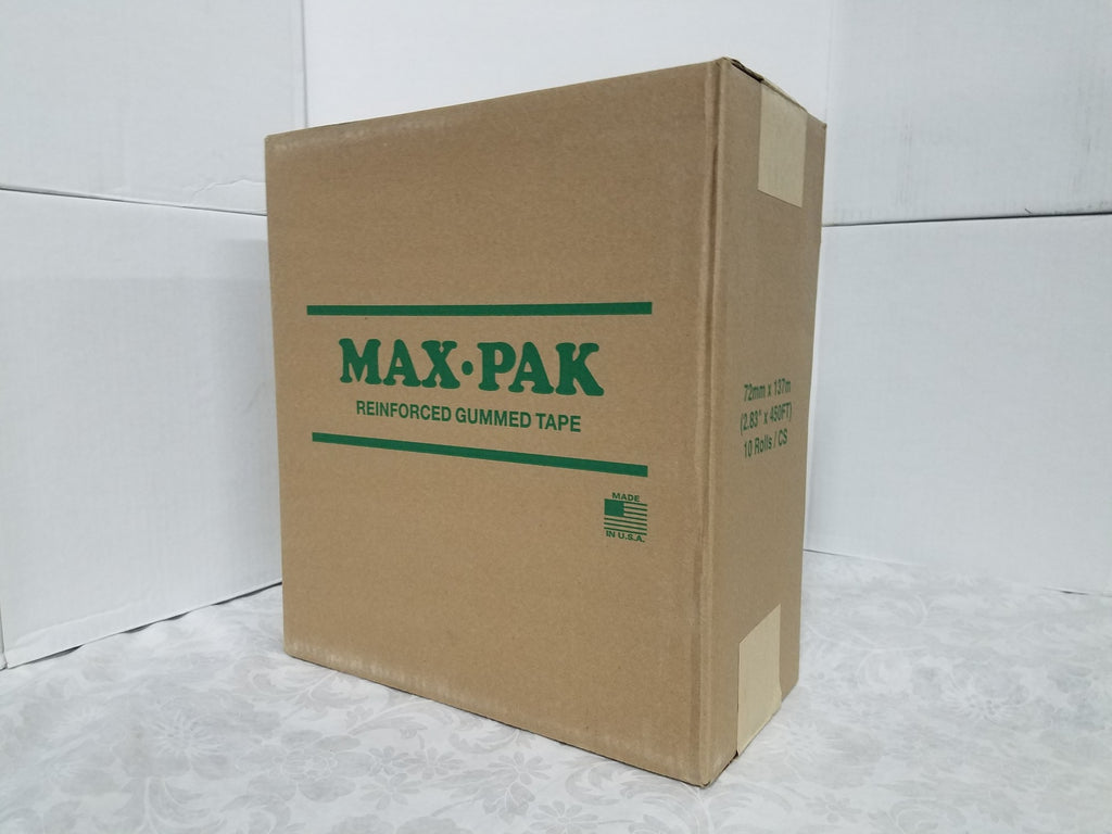MAX PACK - 72mmx450' Reinforced Tape