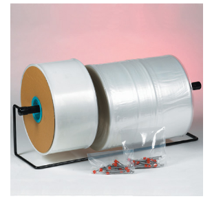 4 Mil Poly Tubing-poly tubing-Lamar Packaging Supplies Inc