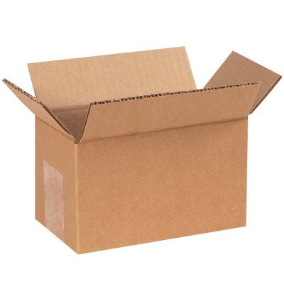 "5"" x 5"" x 36"" - thru - 6"" x 6"" x 72"" - Corrugated Boxes 25/bdl, unless noted"
