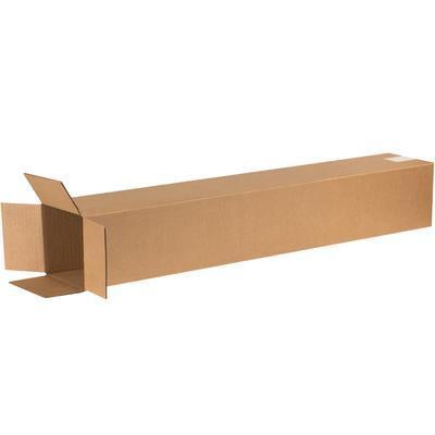 "5"" x 5"" x 36"" - thru - 6"" x 6"" x 72"" - Corrugated Boxes 25/bundle, unless noted-Standard Corrugated Boxes-Lamar Packaging Supplies Inc"