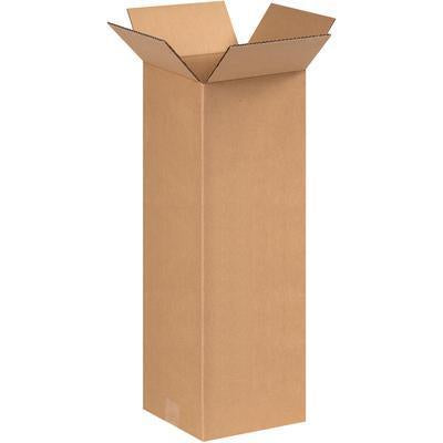 "8"" x 8"" x 8"" - thru - 8"" x 8"" x 60"" - Corrugated Boxes 25/bundle, unless noted-Standard Corrugated Boxes-Lamar Packaging Supplies Inc"