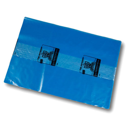 "Item 14402 -13""x11""X25"" 4 mil VCI Gusseted Bags-Lamar Packaging Supplies Inc"