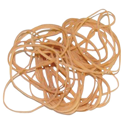 "1/16 x 3"" Rubber Bands-Lamar Packaging Supplies Inc"