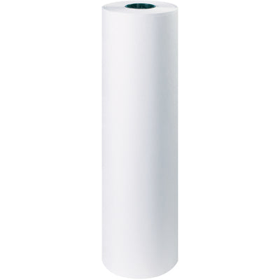 40 lb Butcher Paper Rolls (Bleached)-butcher paper-Lamar Packaging Supplies Inc