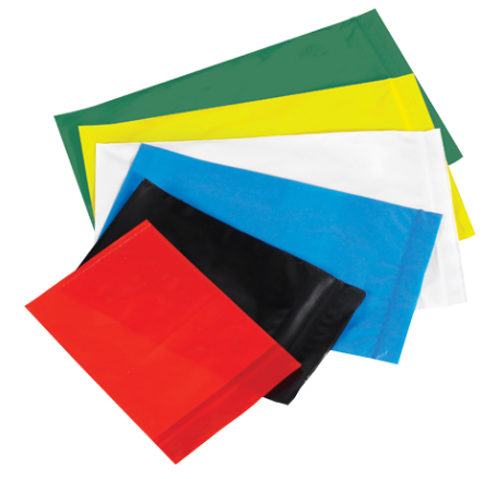 2 Mil COLORED Reclosable Poly Bags-ziplock bag-Lamar Packaging Supplies Inc