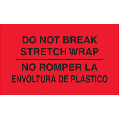 Bilingual Labels - 500/roll-Lamar Packaging Supplies Inc