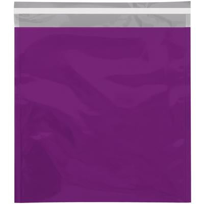 Color Metallic Glamour Mailers (Priced Per Case)-Lamar Packaging Supplies Inc