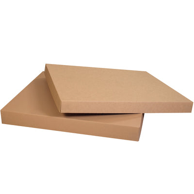 "36 1/2 x 36 1/2 x 5"" Single Wall Gaylord Lids-Lamar Packaging Supplies Inc"