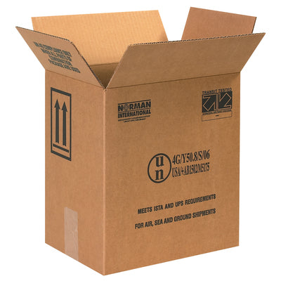 Haz Mat Bulk Shipping Boxes - 25/bundle, unless noted-Lamar Packaging Supplies Inc