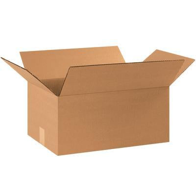 "15"" x 12"" x 10"" - thru - 24"" x 24"" x 24"" Heavy-Duty Single Wall Boxes - 275#/ECT-44-Heavy Duty SW Corrugated-Lamar Packaging Supplies Inc"