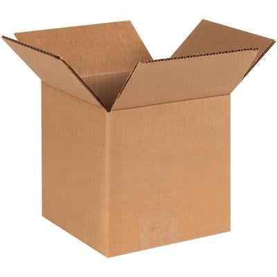 "6"" x 6"" x 6"" - thru - 14"" x 14"" x 14"" Heavy-Duty Single Wall Boxes - 275#/ECT-44 - 25/bundle-Heavy Duty SW Corrugated-Lamar Packaging Supplies Inc"