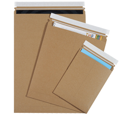 Self Seal Kraft Flat Mailers-Lamar Packaging Supplies Inc