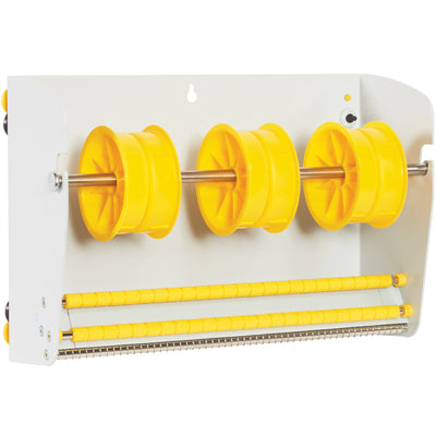 "12-1/2"" - Wall Mount Label Dispenser-Lamar Packaging Supplies Inc"
