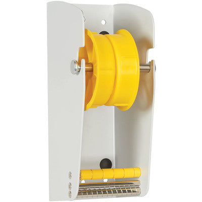 "LDM300 3"" - Wall Mount Label Dispenser-Lamar Packaging Supplies Inc"