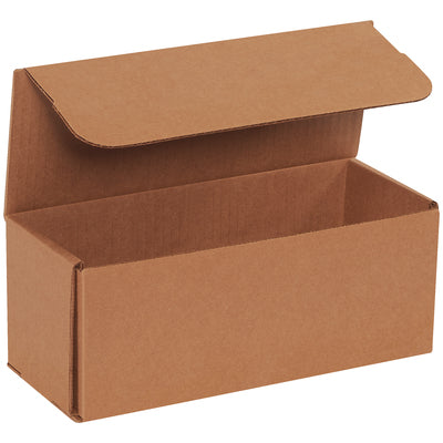 "KRAFT - 10"" x 3"" x 2"" - thru - 24"" x 4"" x 4"" Corrugated Mailers - 50/bundle-Lamar Packaging Supplies Inc"