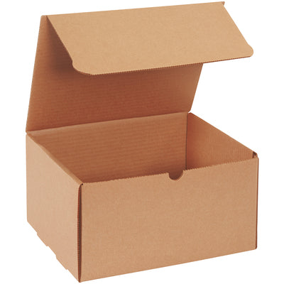 "KRAFT - 11"" x 6-1/2"" x 2-3/4"" - thru - 12"" x 12"" x 6""- Literature Mailers - 50/bundle-Lamar Packaging Supplies Inc"