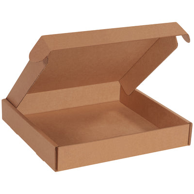 "KRAFT - 12"" x 8"" x 2-3/4"" - thru - 14"" x 14"" x 4"" DELUXE Literature Mailers - 50/bundle-Literature Mailers-Lamar Packaging Supplies Inc"