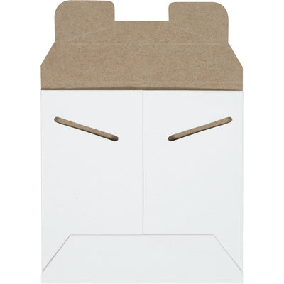 White Flat Mailers-Lamar Packaging Supplies Inc