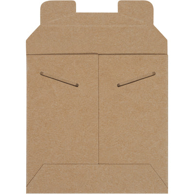 Kraft Flat Mailers-Lamar Packaging Supplies Inc