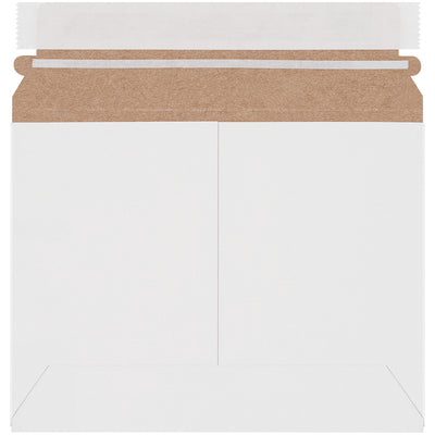 White Utility Flat Mailers (Price Per Case)-Lamar Packaging Supplies Inc