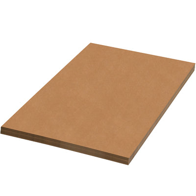 "15x15"" - thru - 22x28"" Single Wall Corrugated Sheets - 50/bdl, unless noted"