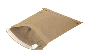 *25 Pack* Self-Seal Kraft Padded Mailers-padded mailer-Lamar Packaging Supplies Inc