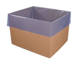 "14 x 10 x 25"" - 4 Mil VCI Gusseted Poly Bag-VCI gusseted poly bag-Lamar Packaging Supplies Inc"