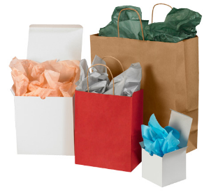 "10 lb 20"" x 30"" Colored Gift Grade Tissue Paper-Lamar Packaging Supplies Inc"