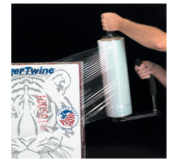 70ga Clear Blown Stretch Film - 4rls/cs-Lamar Packaging Supplies Inc
