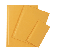 *25 Pack* Kraft Heat-Seal Bubble Mailers-bubble mailer kraft-Lamar Packaging Supplies Inc