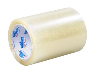 "6"" x 72 yd Label Protection Tape 2.0 mil 12rls/case-Lamar Packaging Supplies Inc"