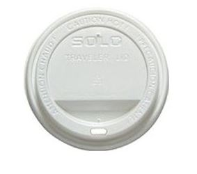 "Lid for 12 oz ""Bistro"" Printed Solo® Cup - 1,000/case-Lamar Packaging Supplies Inc"