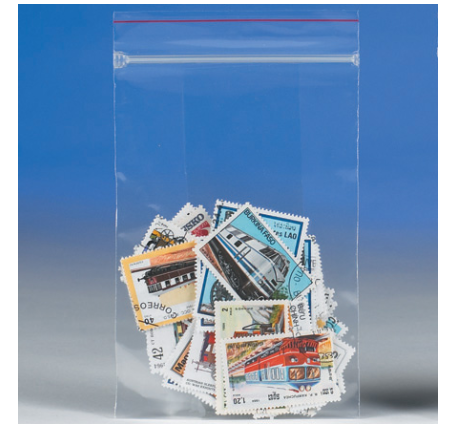 "2"" x 2"" thru 5"" x 10"" - 2 Mil Minigrip® Reclosable Poly Bags-ziplock bag-Lamar Packaging Supplies Inc"