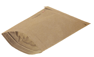 Kraft Padded Mailers-padded mailer-Lamar Packaging Supplies Inc