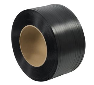 "8"" x 8"" Core Hand Grade Polypropylene Strapping-Poly Strapping-Lamar Packaging Supplies Inc"