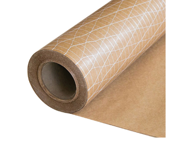 "36"" x 50# Reinforced Kraft Paper Rolls-reinforced kraft paper-Lamar Packaging Supplies Inc"