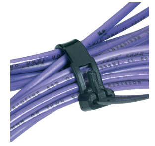 50 lb Releasable Cable Ties-Lamar Packaging Supplies Inc