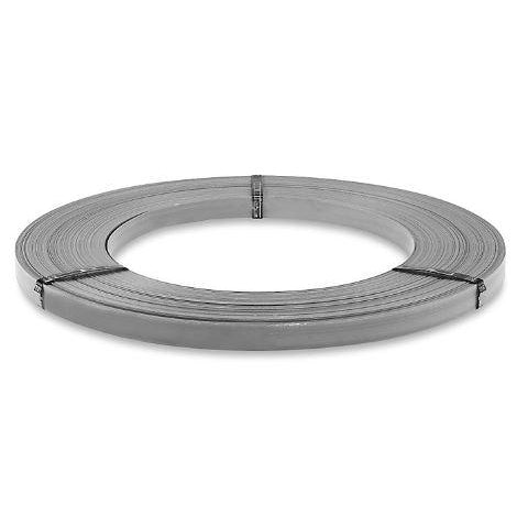 "1-1/4"" x .031HT Zinc Coated Steel Strapping-Lamar Packaging Supplies Inc"
