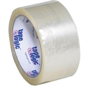 "2""x 55 yd Clear Economy Grade Hot Melt Tape 1.9 Mil - 36rls/case-Carton Sealing Tape-Lamar Packaging Supplies Inc"
