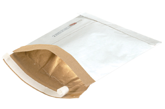 *25 Pack* Self-Seal White Padded Mailers-padded mailer-Lamar Packaging Supplies Inc