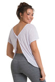 SPORTSWEAR YOGA USE T SHIRT CHA22083